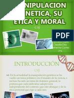 Manipulacion Genetica Religion