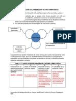 2. Pasos Redacción Competencia. Documento de Trabajo UMB