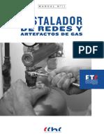 11-Instalador de Redes y Artefactos de Gas