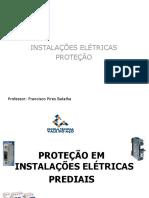 Aula 5 - Etva - Instalações Elétricas Proteção
