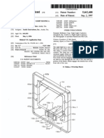 Simple plug in night light having a low profile (US patent 5662408)