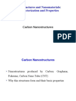 Slides Carbon Nanostructures
