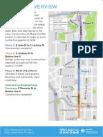 23rd Avenue - July Open House Boards