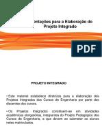 Etapas Do Projeto Integrado Engenharias2017-2