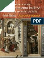 BURKE, P. - El renacimiento italiano. Cultura y sociedad en Italia.pdf
