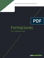 Formaciones - Acciones