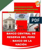 BCRP - BN Monografía