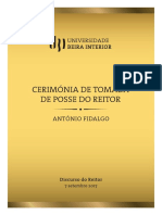 Prof Dr Antonio Fidalgo