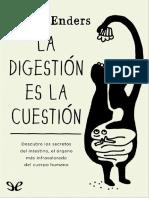 La Digestion Es La Cuestion Giulia Enders 1