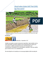 Why do agricultural value chains fail  Part (VIII)  Will giving things free work.docx