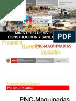 MAQUINARIA - PNC