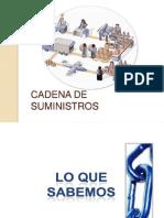 Cadena de Suministro- Clase2.
