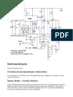 Circuitos de Instrumentação e Laboratório
