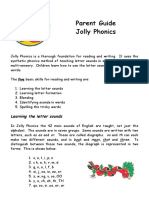 parent-guide-to-jolly-phonics pdf | Phonics | Writing