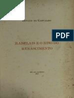 Rabelais e o Riso Do Renascimento