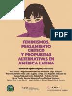 Feminismos Pensamiento Crítico en Latinoamérica