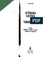 Actionarea Electrica a Turbomasinilor___Ion Ionel