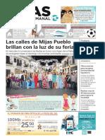 Mijas Semanal nº753 Del 8 al 14 de septiembre de 2017