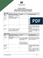 Calendario Académico USM Viña del Mar 2017