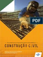 Termo de Referência Construção Civil