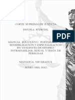 Manual Curso Violencia