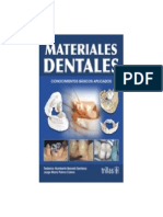 Materiales Dentales Barcelo PDF
