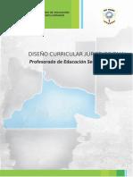 Diseño Curricular TIC 2017 ISSA