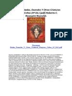 Hadas Duendes Y Otras Criaturas Magicas Celtas (4ª Ed.)