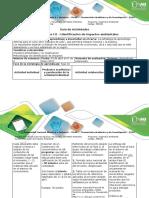 Guía de Actividades y Rúbrica de Evaluación - Fase III - Identificación de Impactos Ambientales