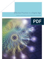 Effective Practice in a Digital Age