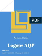 Folleto Loggos AQP