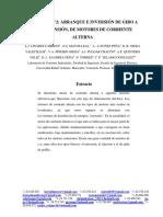 Informe de laboratorio de controles industriales número 2.