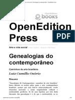 Genealogias do Contemporâneo - Caminhos da Arte Brasileira (capítulo) - Luiz Camillo Osório.pdf