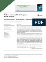Platform switch and dental implants.pdf