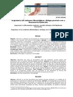 Acupuntura X Fibromialgia - Neurometria