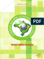 Consenso Nacional Nutricao Oncologica Paciente Pediatrico Oncologico