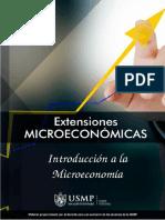Lectura 1 Introduccion a La Microeconomia