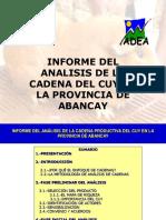 Analisis Cadena Del Cuy