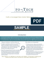 Converged DC Network Strategy Storyboard Sample