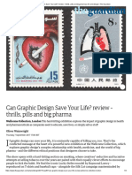 Can Graphic Design Save Your Life_ Review – Thrills, Pills and Big Pharma _ Art and Design