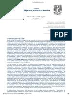 Facultad de Medicina UNAM Helicobacter Plyori