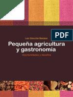 Pequeña Agricultura y Gastronomia