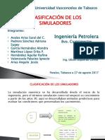 CLASIFICACIÓN DE LOS SIMULADORES-EXPONER.pptx