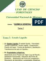 Tema 7 - Liquidos