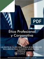 Los Delitos de Peligro Como Técnica de Incriminación - Jose Manuel Paredes
