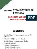 Diodos y Transistores de Potencia