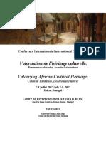Conference Program 2017
