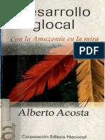 Acosta Alberto Desarrollo Glocal