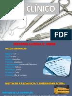 Caso Clinico de Clinica de Cirugia Oral Avanzada Copia