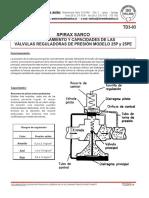 01 Funcionamiento y Capacidades de Las Válvulas Reguladoras de Presión